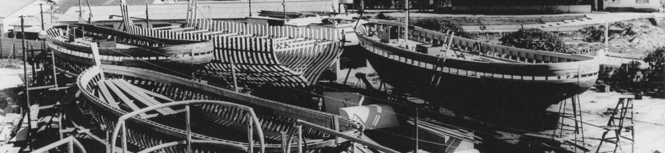 La Historia del Astillero